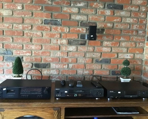 Estate Sales Stereo and VCR