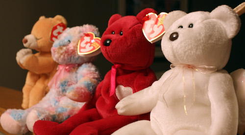 Beanie Baby Collection 2