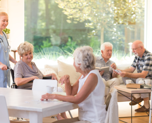 Assisted Living Facility and Senior Care