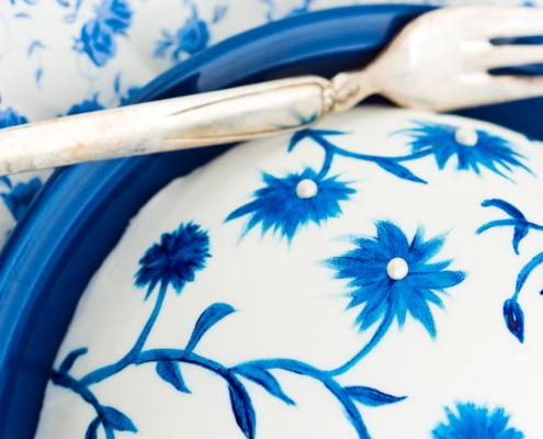 Corningware blue cornflower vintage